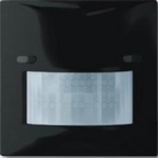Автоматический выключатель 230 В~ , 60-420Вт, ABB Impuls черный бархат 6800-0-2219 + 6800-0-2502