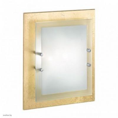 Светильник Ideallux ALASKA PL2 ORO 90115 090115