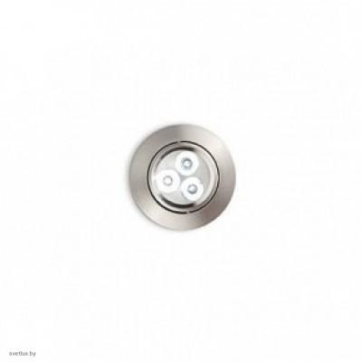Светильник Ideallux DELTA FI3 NICKEL 060927