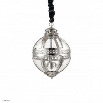 Светильник Ideallux WORLD SP3 CROMO 156323