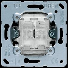 505 TU Самовозвратный выключатель сдвоенный 10 A / 250 В